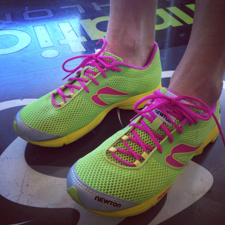 Shoe Review: Newton Running Distance